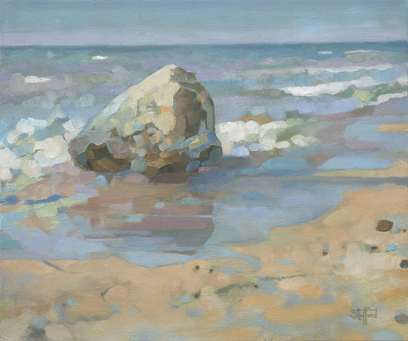 the lost rock 20x24