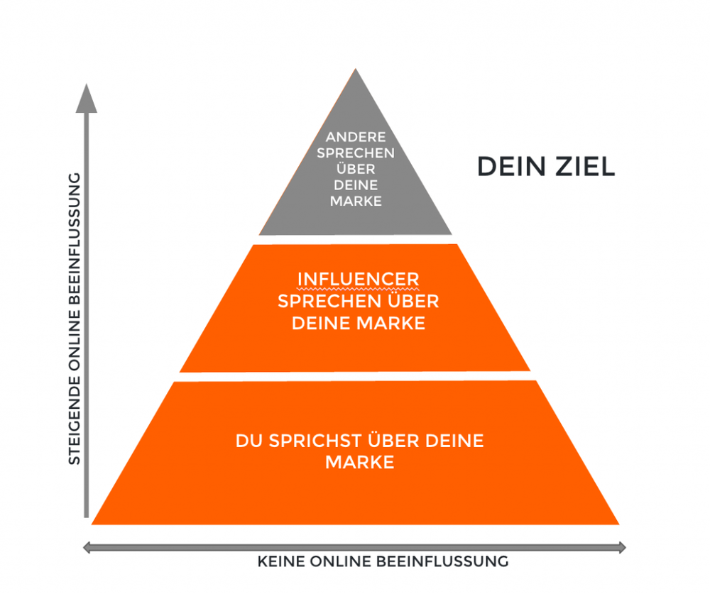 Influencer Marketing Zielsetzung BuzzBird