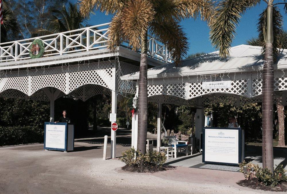 Entrance to Palm Island Resort, Travel to Palm Island.jpg