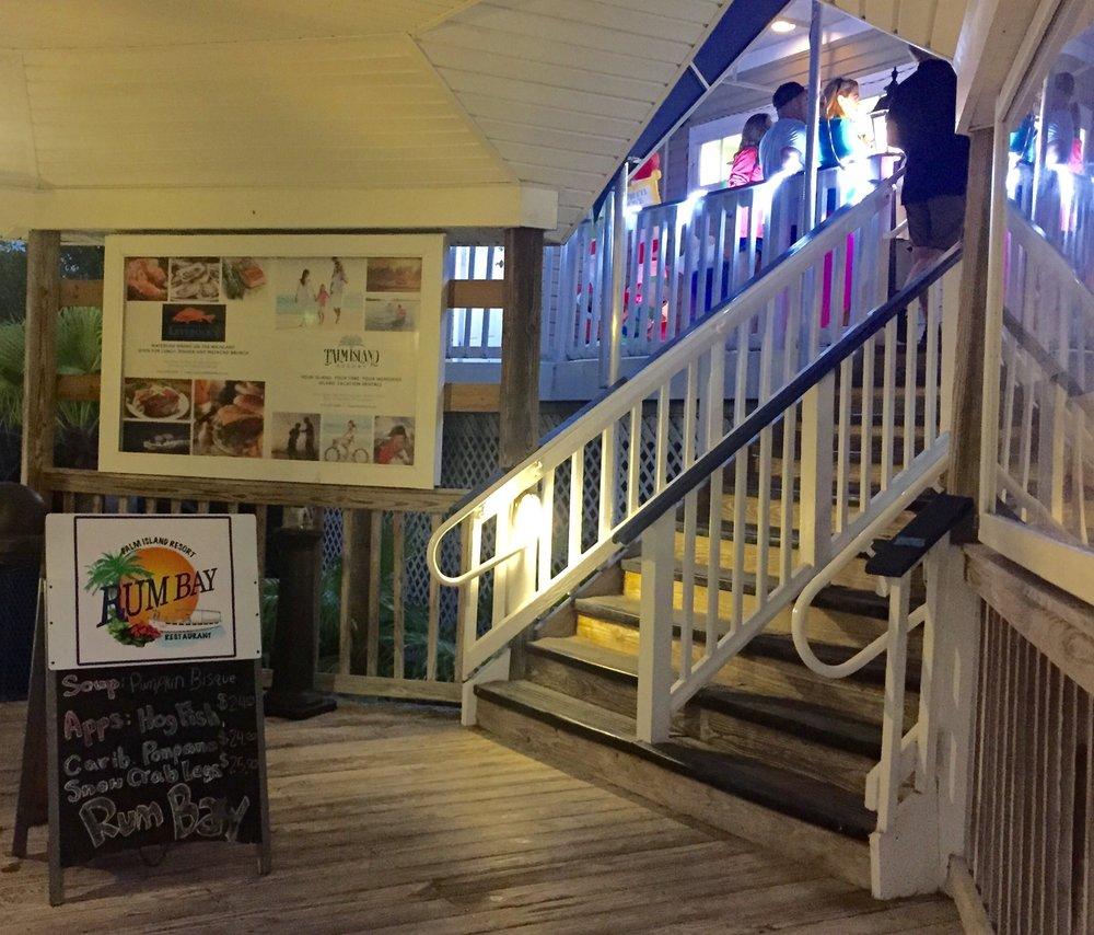Rum Bay Restaurant, Palm Island Travel.jpg