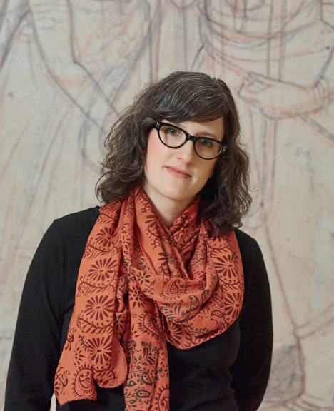 Ainsley Cameron,  Curator of South Asian Art, Islamic Art, and Antiquities