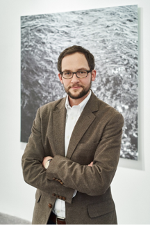 Nathaniel Stein,  Associate Curator of Photography
