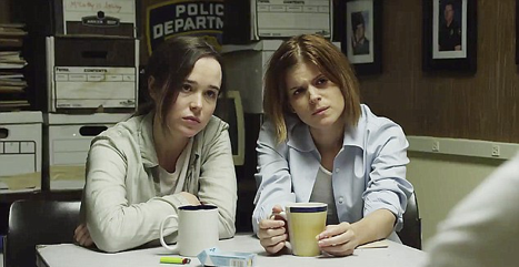 My Days of Mercy featuring Kate Mara and Ellen Page