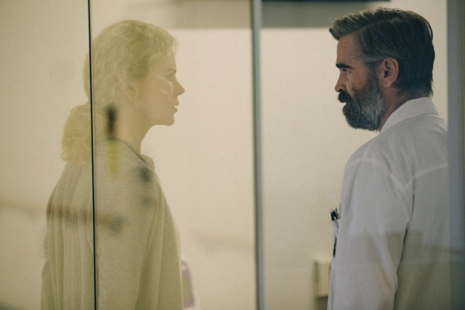 The Killing of a Sacred Deer featuring Nicole Kidman and Colin Farrell
