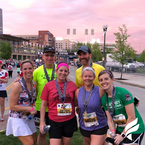 d9bea4b8b2c Cincinnati running and walking retailer Fleet Feet is adopting eager  participants into their training family for 2019.
