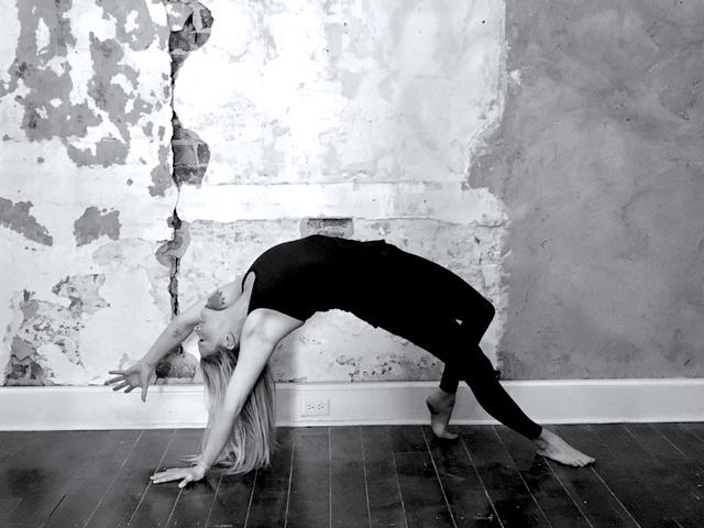 200hr RYT Level One Baptiste Power Yoga
