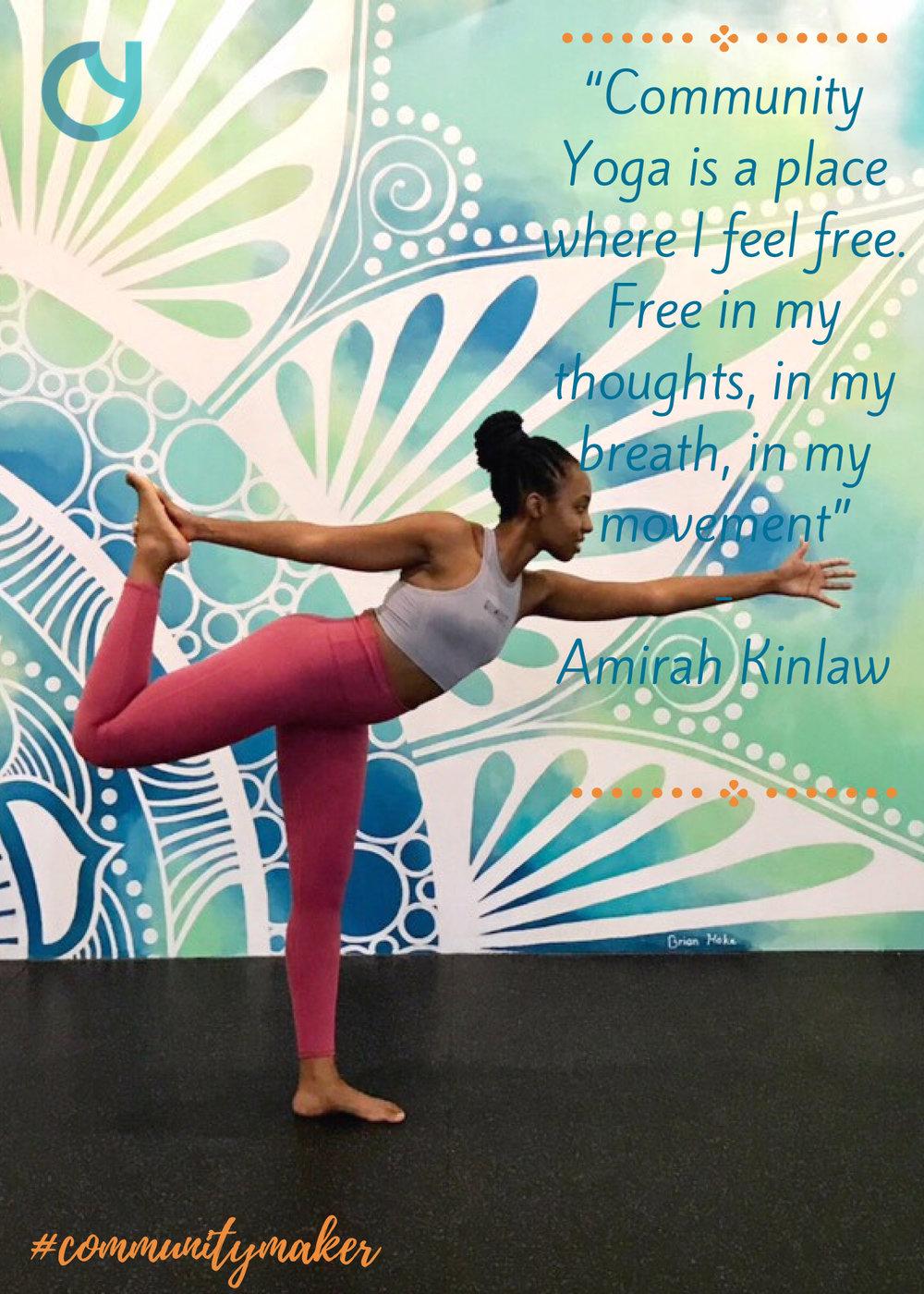 Amirah Kinlaw
