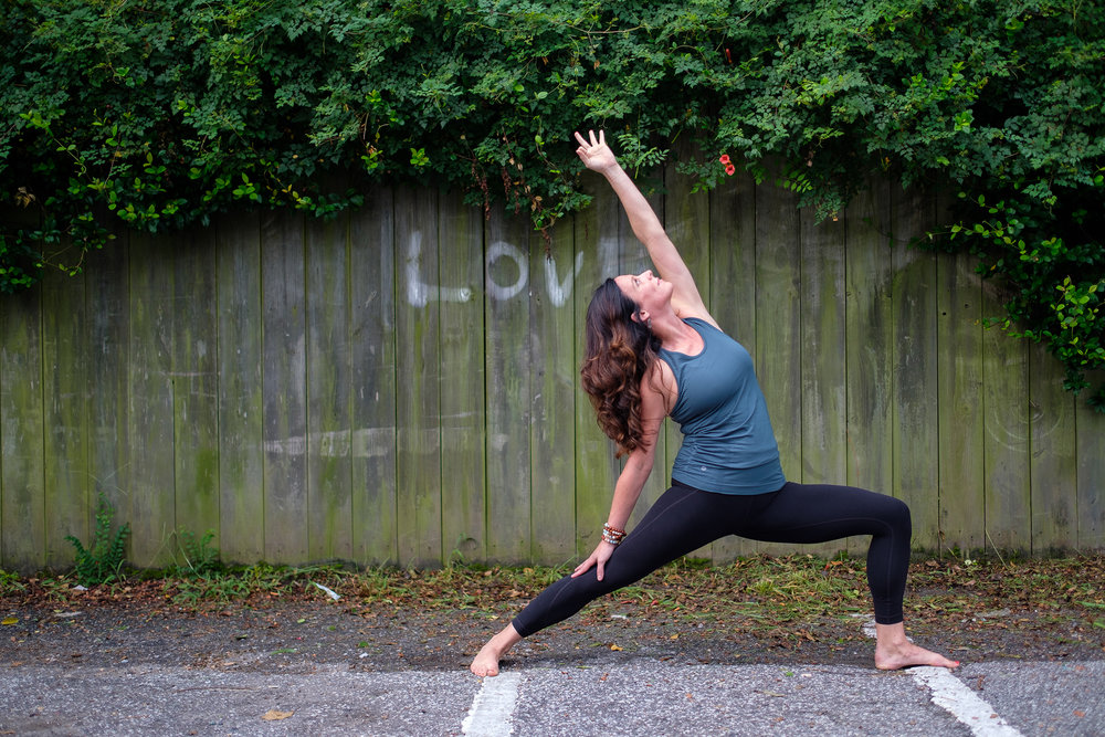 "200 Hr RYT ""Rock Your Purpose"" Vinyasa Training    Community Yoga, Charleston SC"