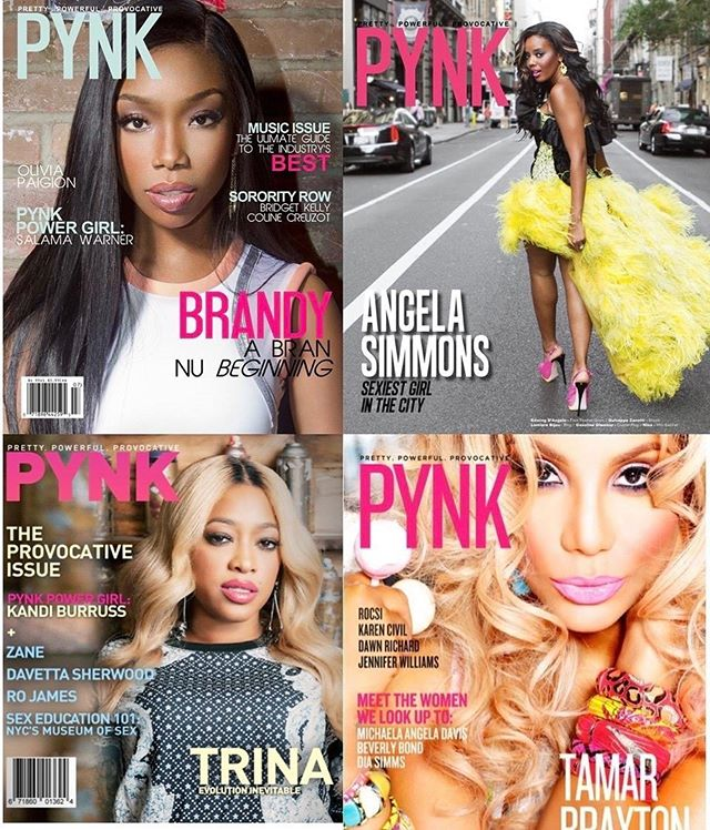 "Heartfelt thanks ❤❤❤ to PYNK magazine for just naming us their #pynkgirl ""BEAUTY FAVE!!!"" Hats-off to their top #lifestyle magazine celebrating #beautiful #strongwomen #millenials #diversity #multiracial #talent #beauty @pynkmagazine @meccamoore @meekaclaxton @tweetyelitou #pretty #pink #blackisbeautiful #photooftheday #instagram #thepilookie #usa #beautygram #wednesday"