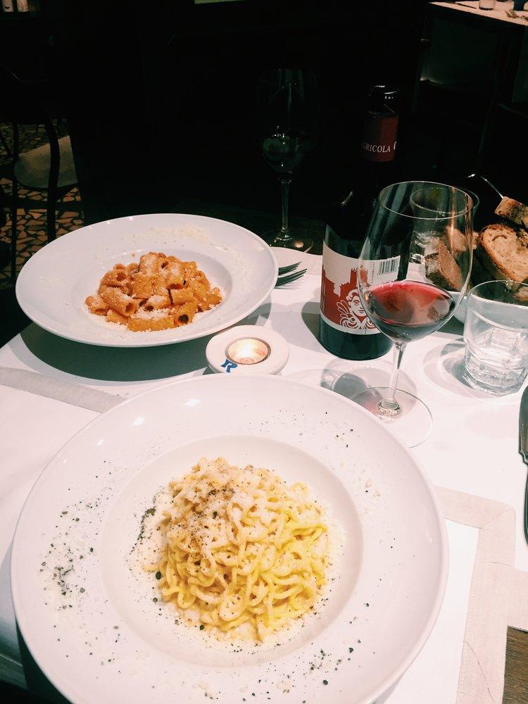 Roscioli Rome Food Photography