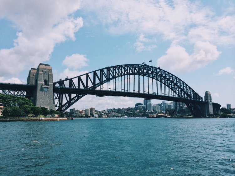Caution Meet Wind Travel Photography Sydney Harbour