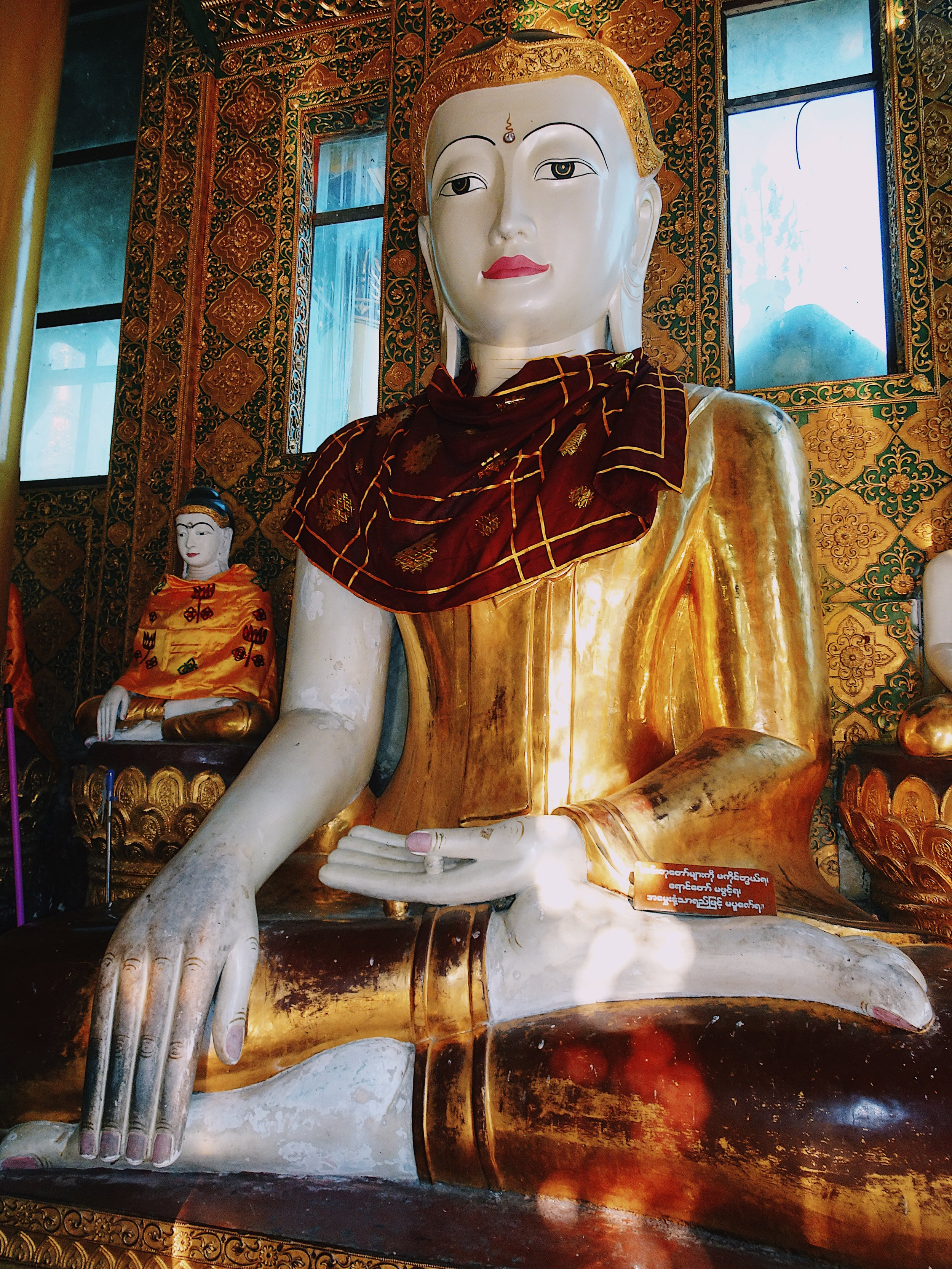 burma myanmar buddha