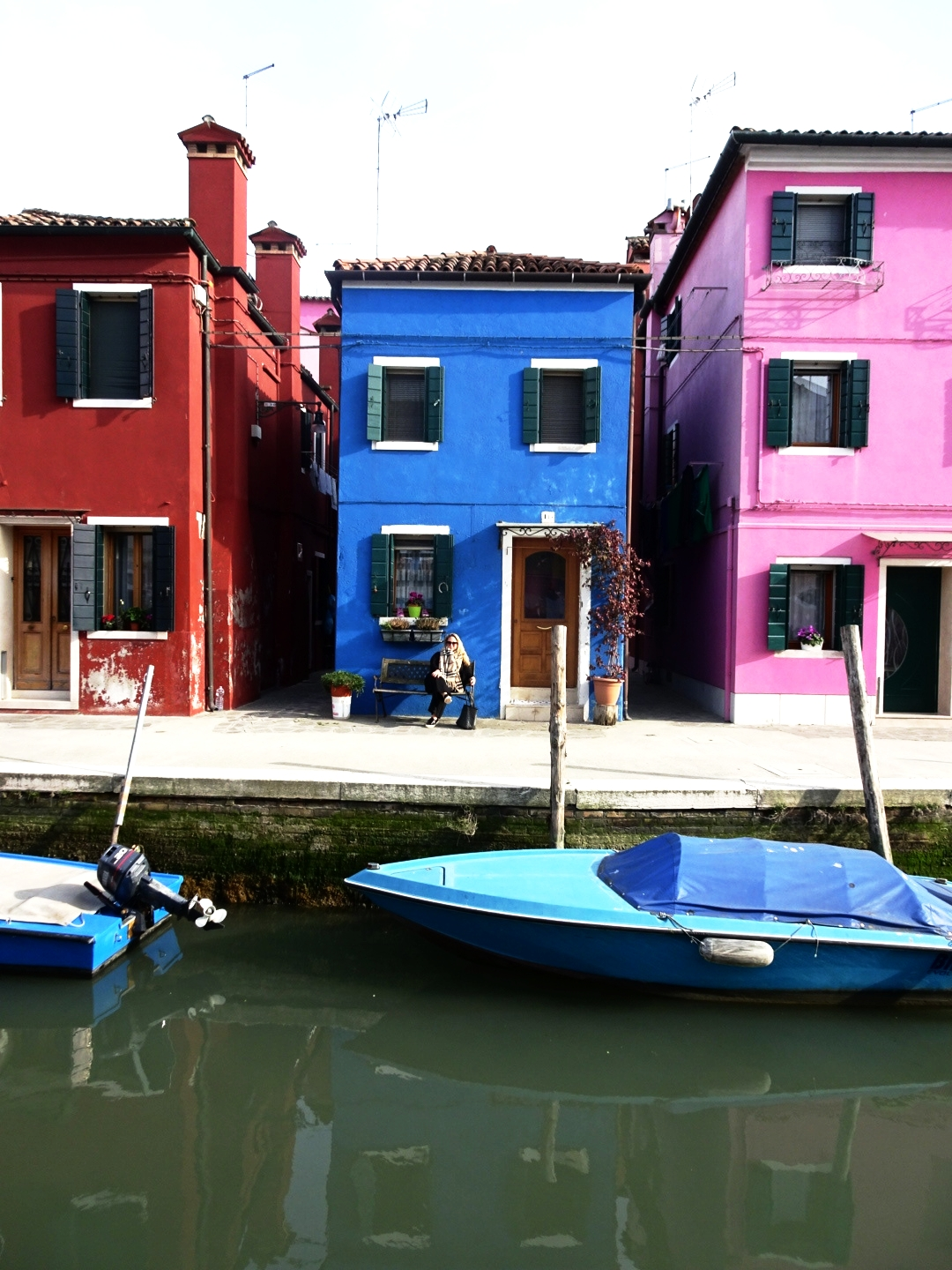 burano italy venice travel photography