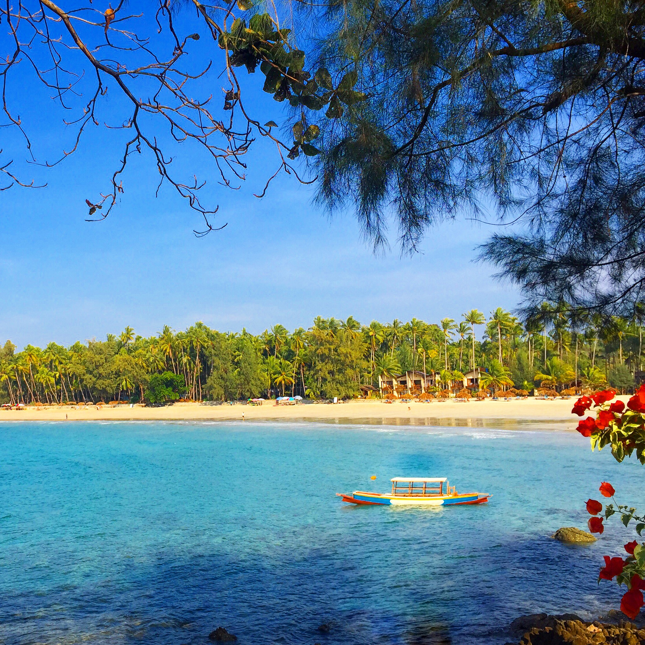 ngapali beach myanmar burma