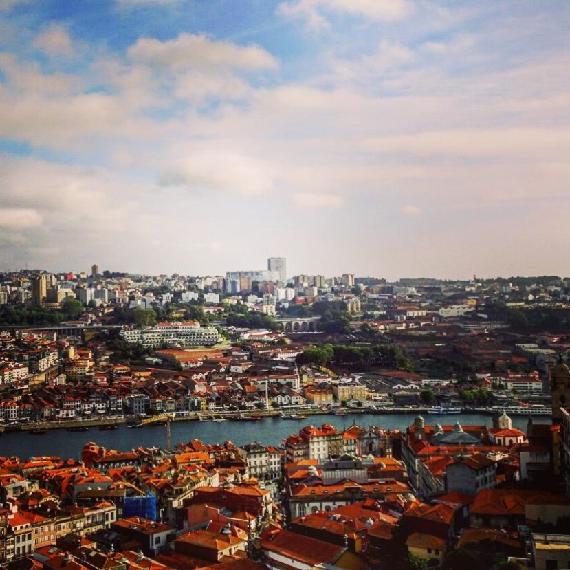 porto portugal rio douro