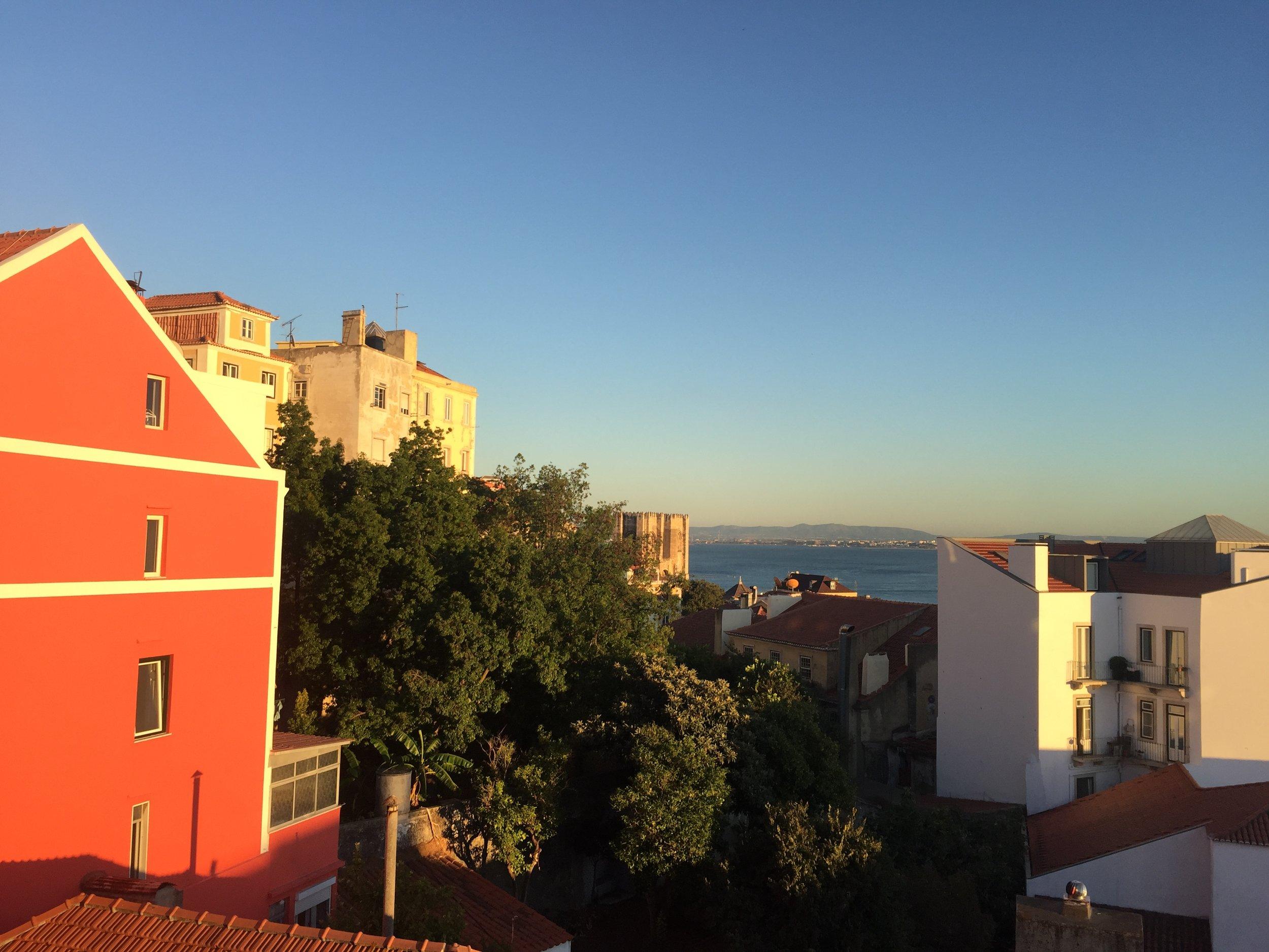 lisbon portugal view