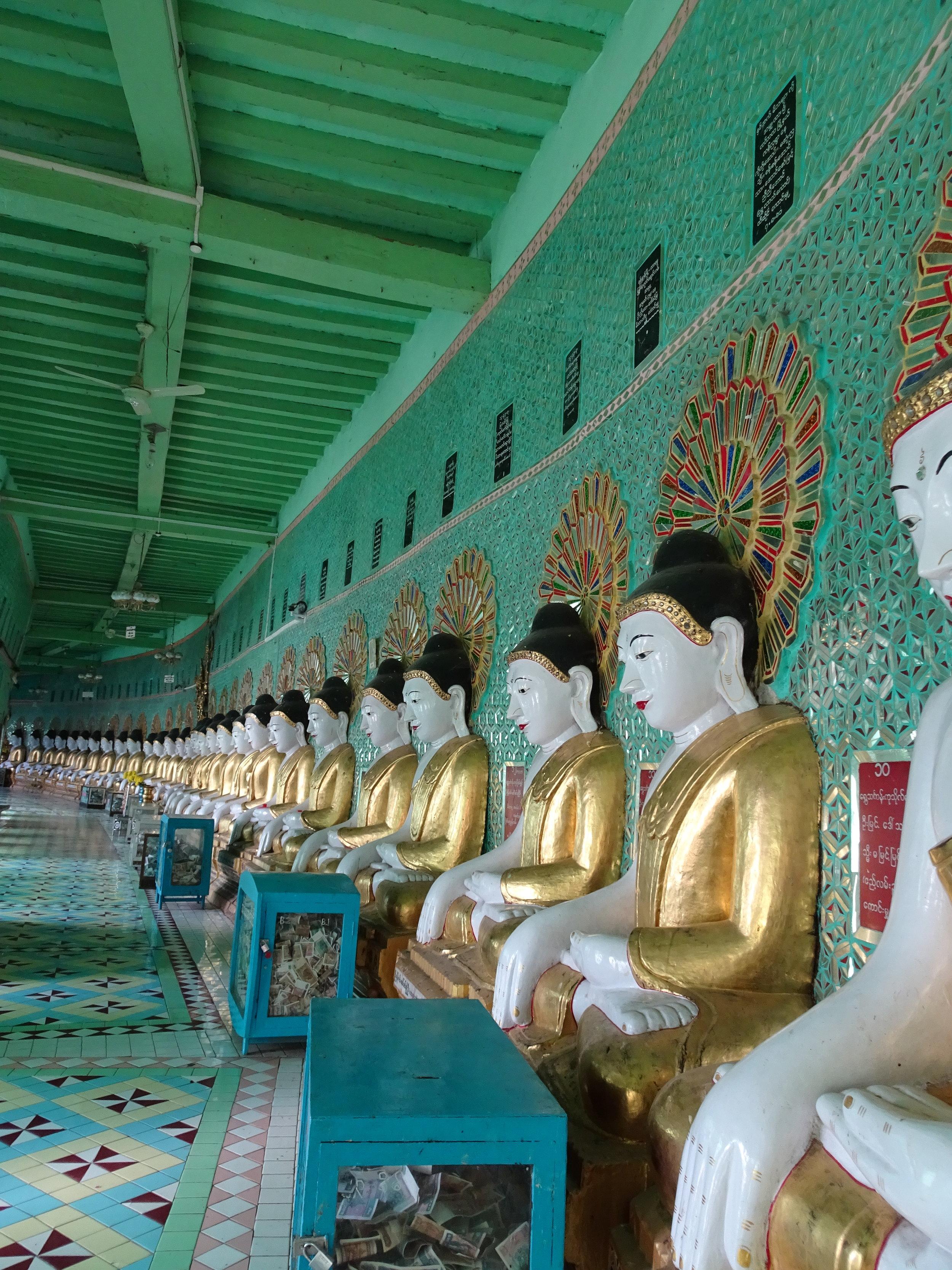 mandalay burma buddha