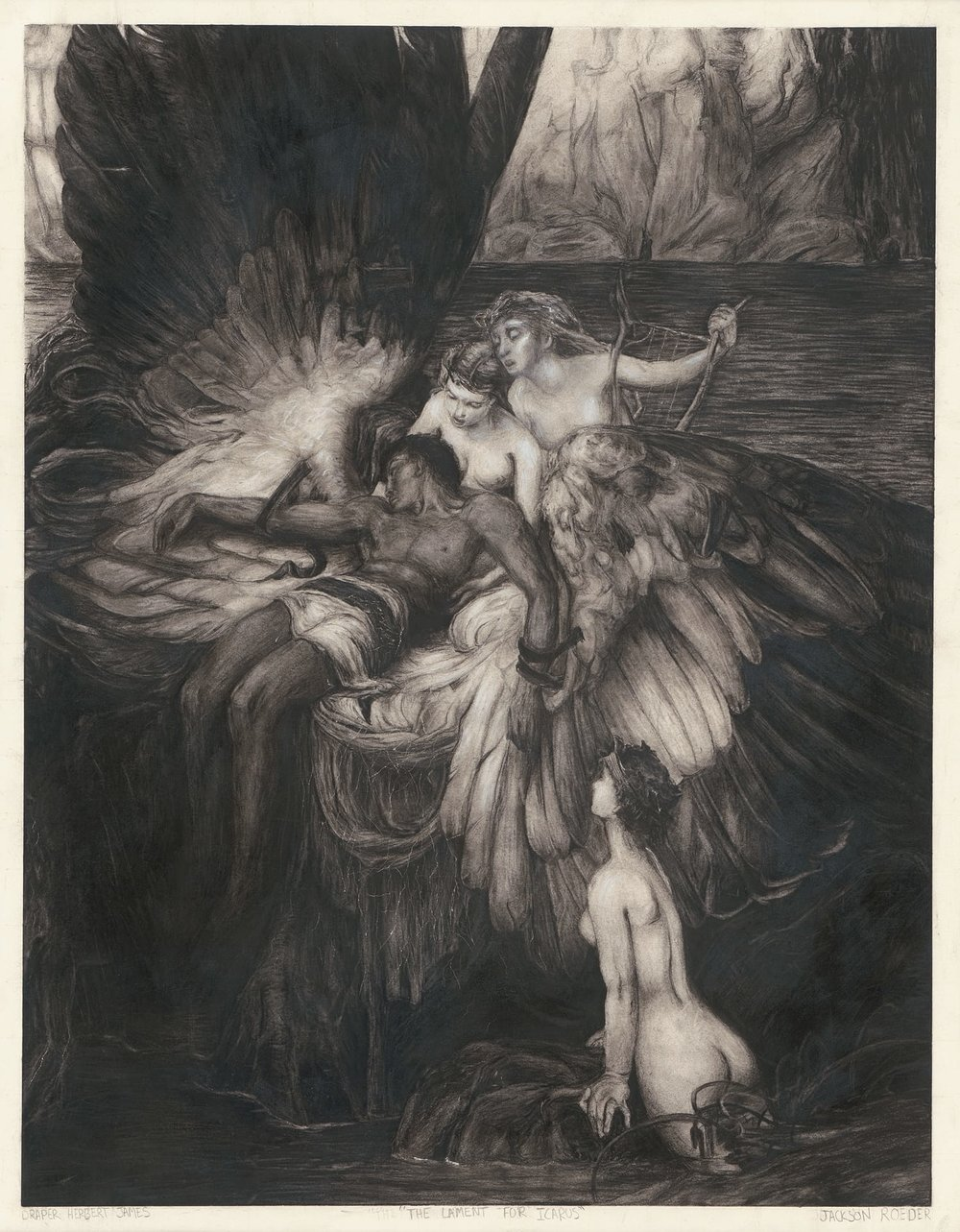The Lament for Icarus - Reprint Available For Purchase