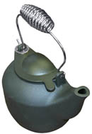 Ledge Kettle