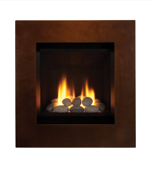 Valor Ledge    View Full Specs   Available in black, brushed nickel and artisan patina, the Ledge is our latest addition to the Portrait Series gas fireplace family. With minimal impact on actual floor space, it is ideal for small spaces.