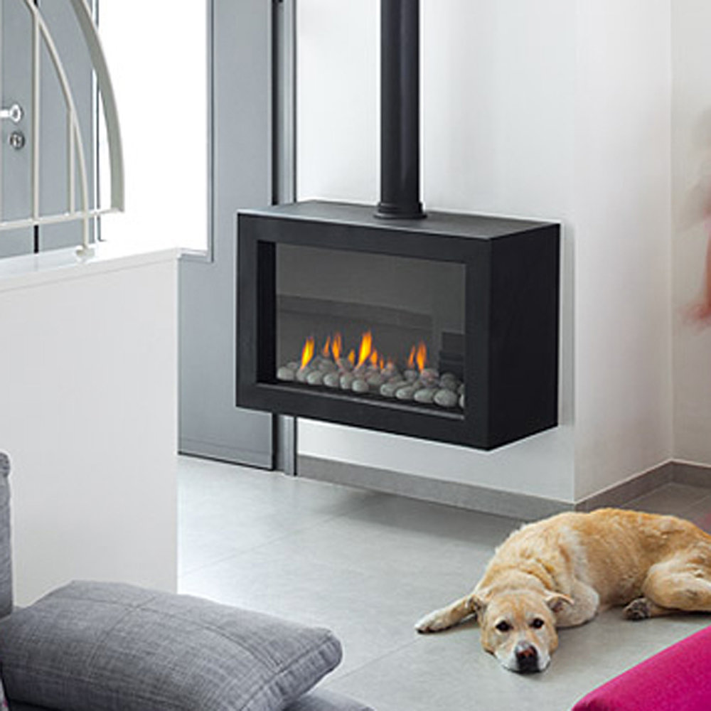 Ortal Stand-Alone 70    View More Models and Specs   ORTAL boasts more than 60 models, the largest selection of modern fireplaces in North America. They're available in an impressive array of sizes to suit design and architectural needs.