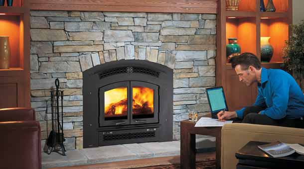 Regency Excalibur EX90    View Full Specs   The sleek, finely finished styling has come a long way from grandma's old black wood fireplace. The Excalibur Wood Fireplace has been tested to the toughest standards established by the EPA.