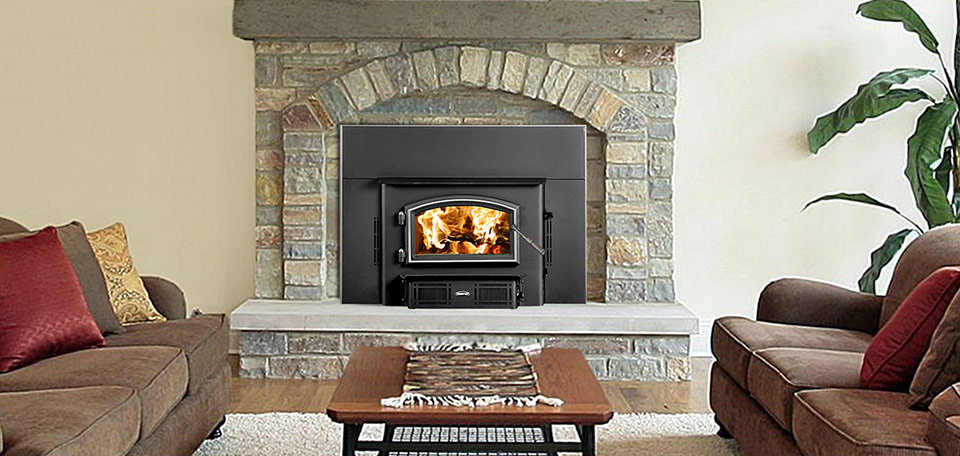 Quadra-Fire Sm Insert    View Specs & Additional Sizes   The 2700i ACC fireplace insert is a big performer created for small fireplaces. The compact shape is specially designed to transform today's factory-built fireplaces into high efficiency heat sources. The simple design and flush front complement a wide range of decorating styles.