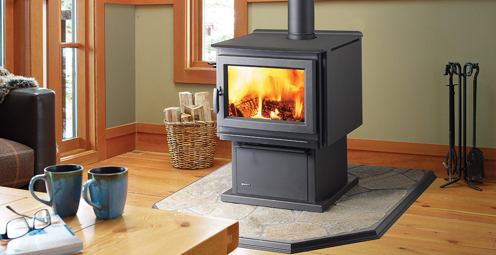 Regency Pro Series View All Sizes and Specs For small to medium living areas you can enjoy all of the fire power and styling of the F5100 in a more compact model.