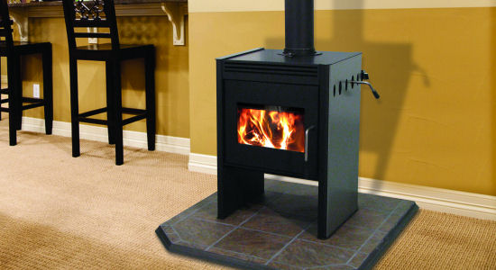 Blaze King Chinook View Full Specs The Chinook 30 has a modern European design and is available in two styles. The curved sides have a softer appearance while the flat sides have a more modern style.