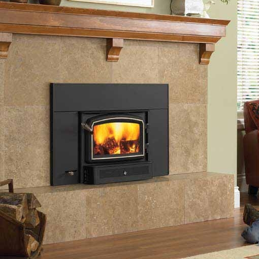 Regency Classic Wood Insert     View All Sizes and Full Specs   The Classic Wood Insert can burn up to 10 hours with one load of wood. It also boasts an improved airwash system to keep the glass door cleaner longer for a better view of the fire.