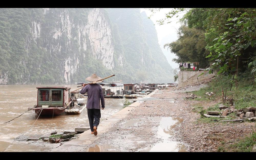 Flight of the Fisherman, Lian Morrison
