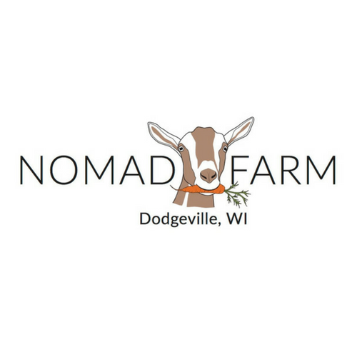 Nomad Farm  // Logo design (horizontal)