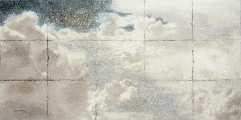 Cumulus Memory, 18 x 36 in.