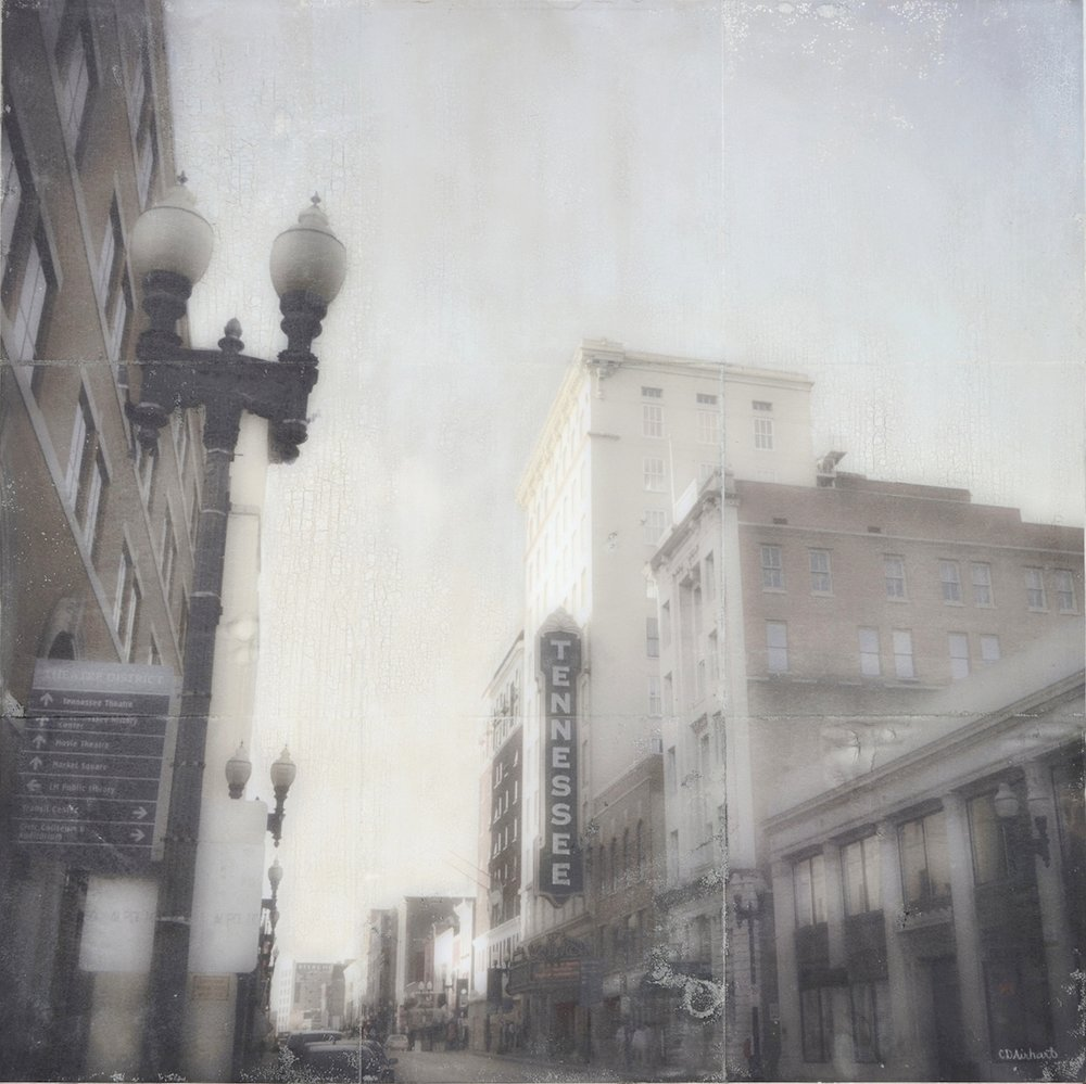 Tennessee Theater, 24 x 24 in.