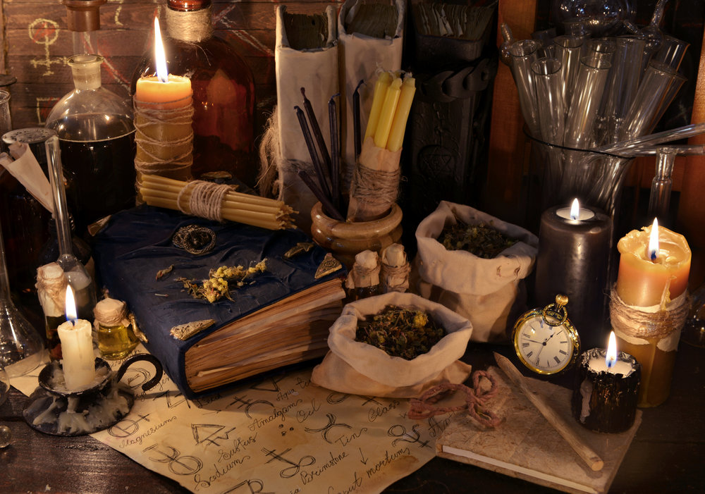 SPELLS WE OFFER CALIFORNIA WITCH
