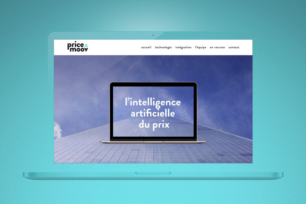 Pricemoov - Intelligence artificielle du prix