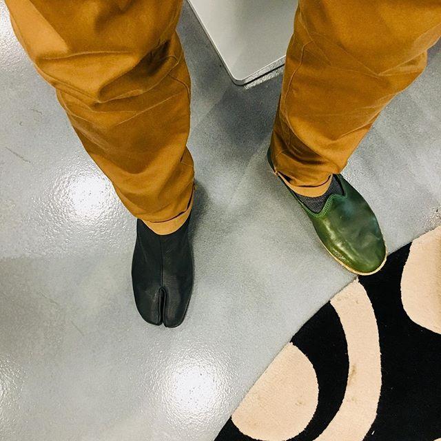 #mm6 #howwesabah #goingoodshoes ?!