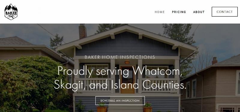 Baker Home Inspections, Bellingham WA