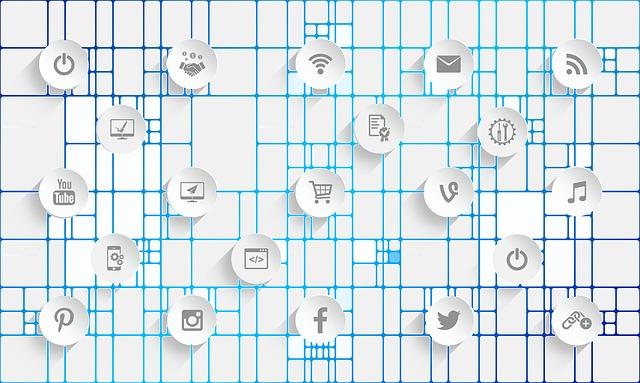 A Sea Of Social Media Network Options