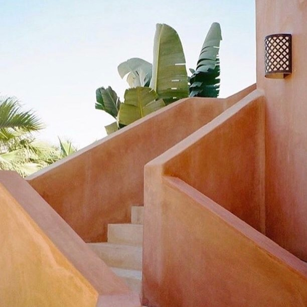 Tuesday #travel inspiration, Hotel Rancho Pescadero in Todos Santos Baja, California via @Piadina riverola - - - #dreamer #dreamerswim #travelinstyle #color #inspiration #california #baja
