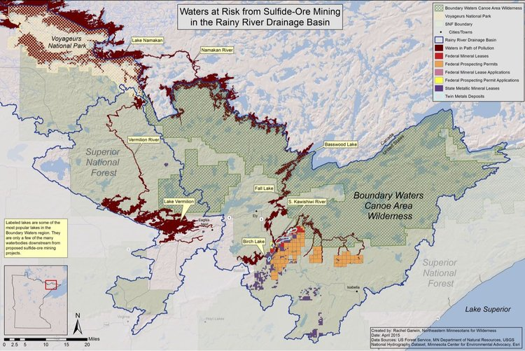The Threat — Boundary Waters Business Coalition