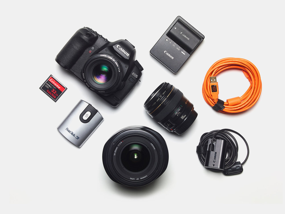 5DMarkII Camera Kit