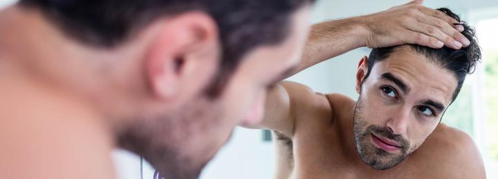 Traitement de la calvitie chez l'homme à Hossegor (Landes)