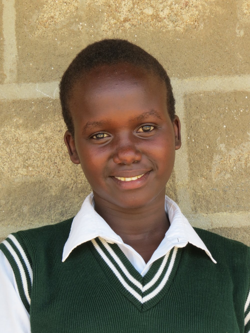 Sofia Letikaa   Secondary School Scholarship recipient from Baringo