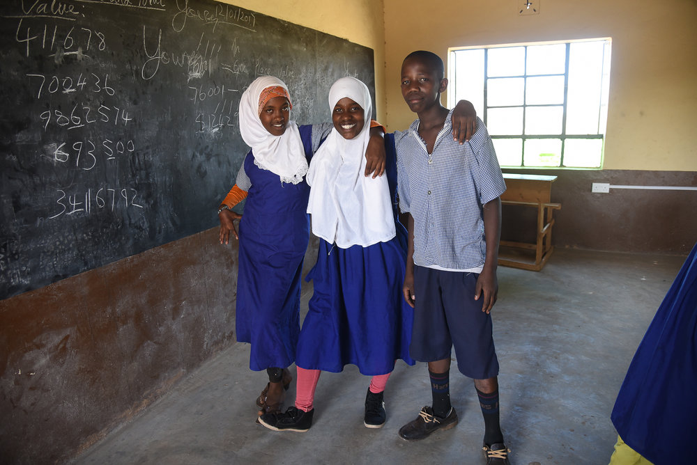 Fartusa, Dahabo and Uhuru