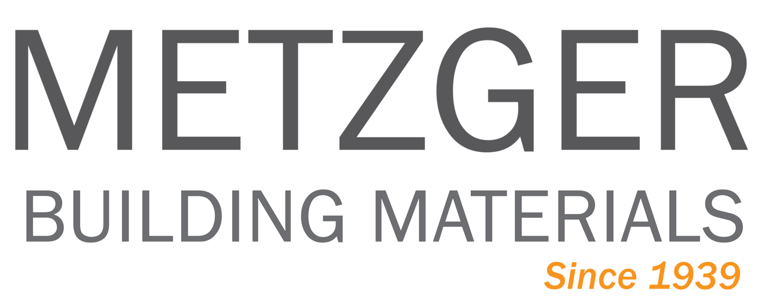 Metzger Building Materials