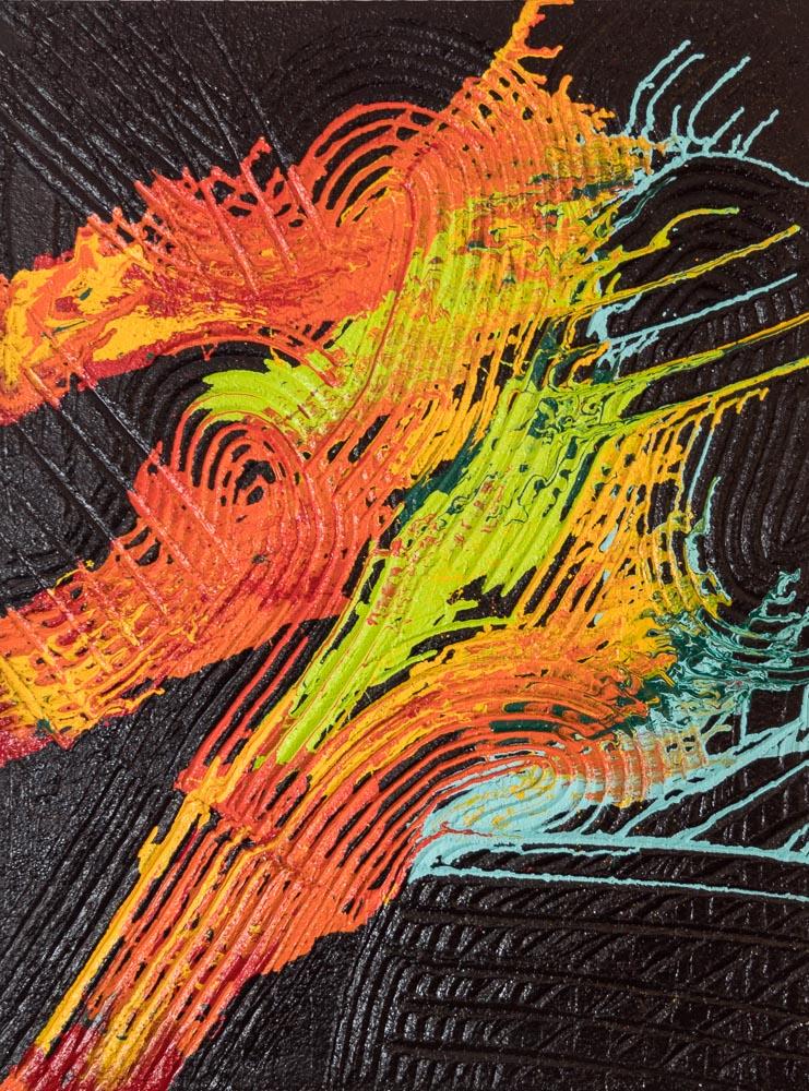 Texture Paintings -