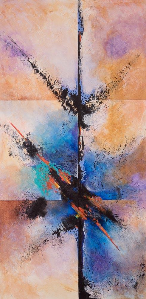 Light Texture Paintings -