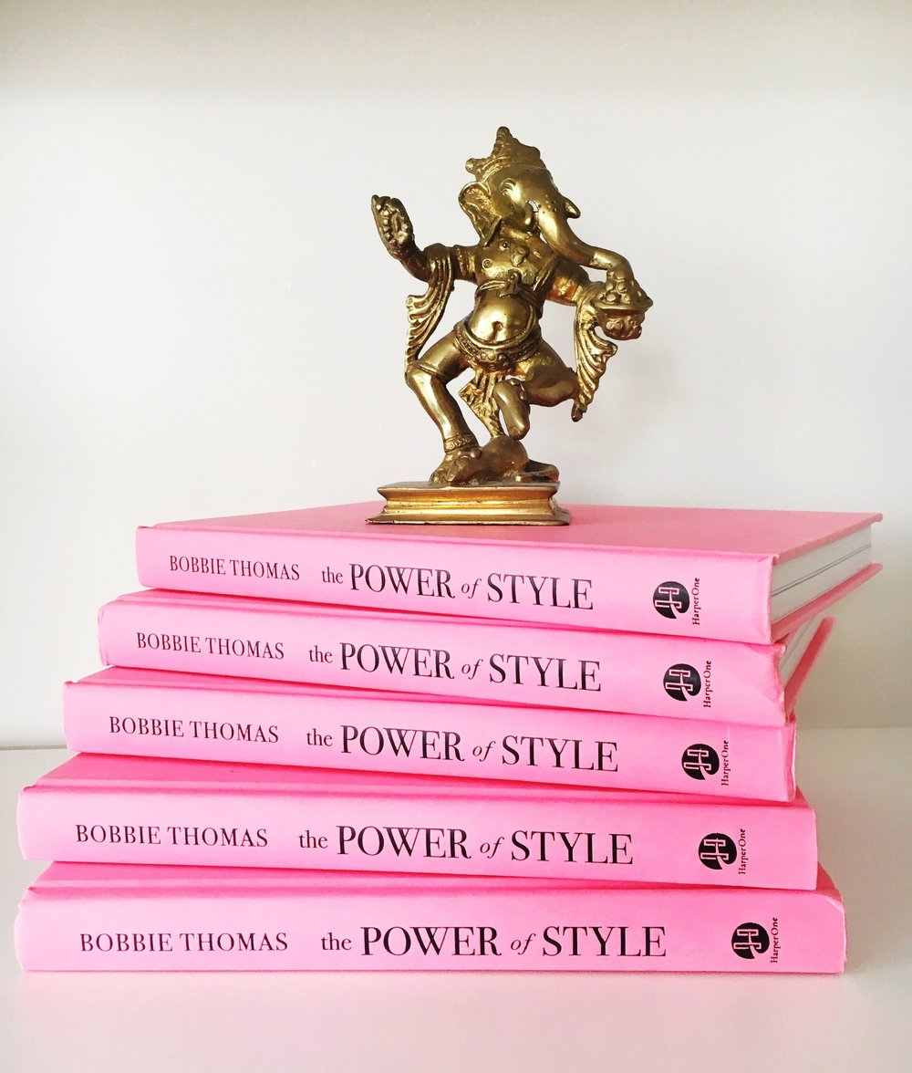 HAVE YOU READ THE POWER OF STYLE? - Peek inside my all-you-need guide for getting dressed and feeling your best every single day.