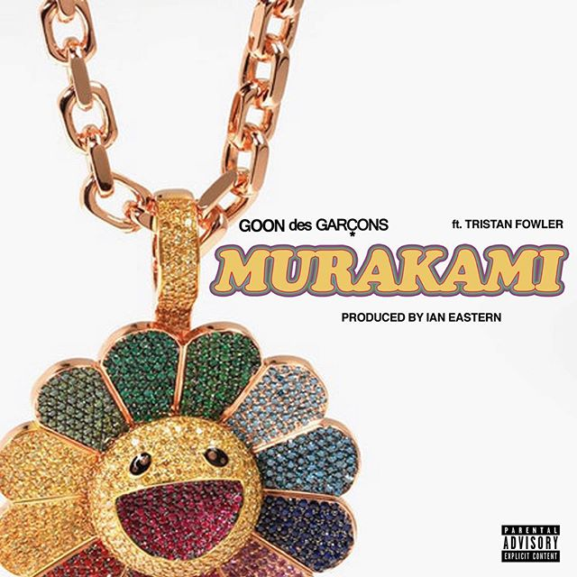 MURAKAMI NOW STREAMING EVERYWHERE 🌸 (link in bio) @applemusic @spotify etc